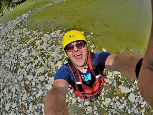 rafting sport water