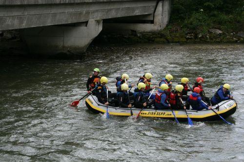 rafting raft water right