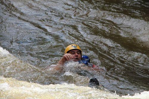 rafting swim tobogganing