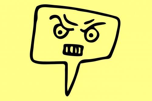 rage angry no