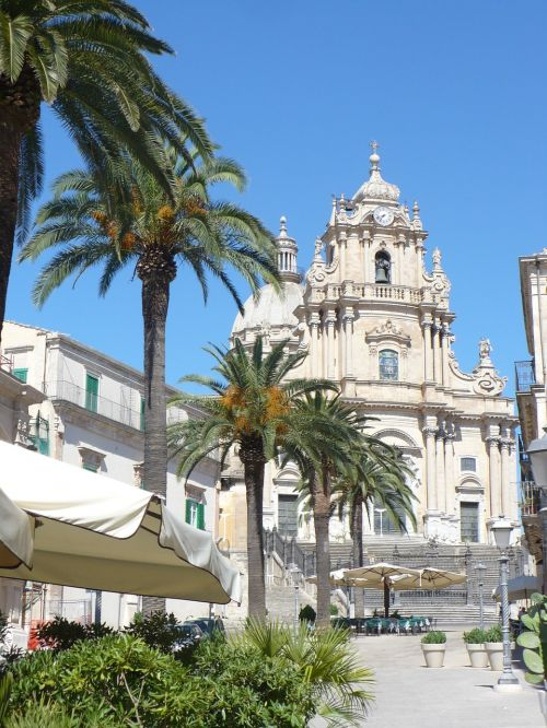 ragusa ibla sicily church