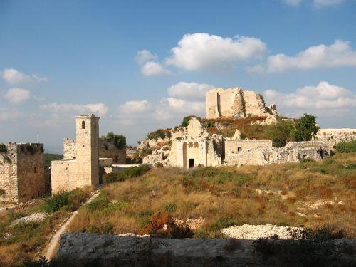 rahmani syria castle