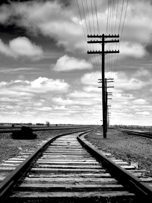 rail rail track track