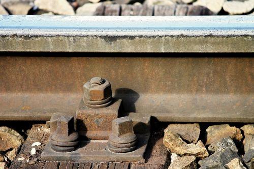 rail track stainless threshold