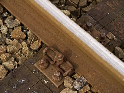 rail track main line threshold