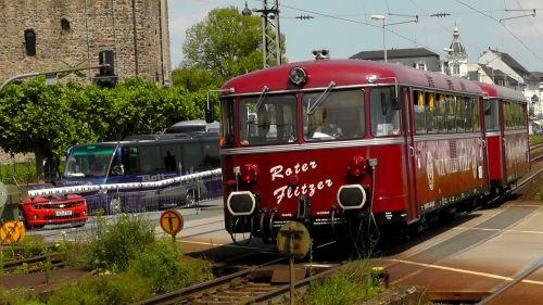 railbus railway old