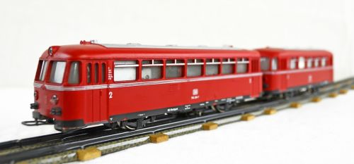railbus railcar locomotive