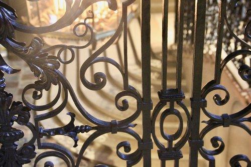 railing  ironwork  design