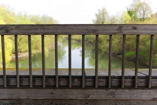 railing  grid  protection