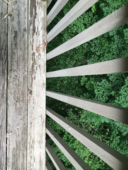 turėklai,denio,vaizdas,eksterjeras,medinis,veranda,lauke,atgal,medžiai,namai,architektūra,lauke