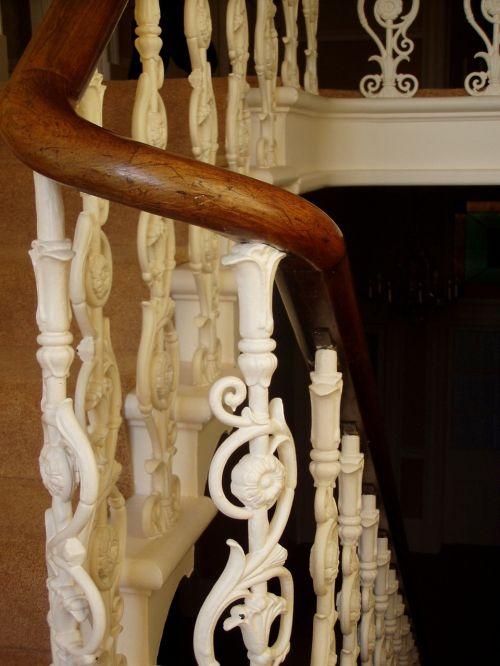 railing stairs treppengeländer