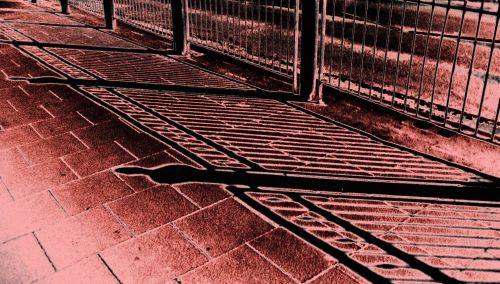 Railings Light Effect