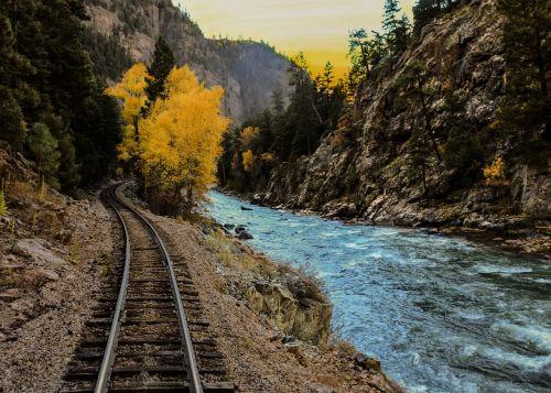 railroad scenic railroad narrow guage railroad