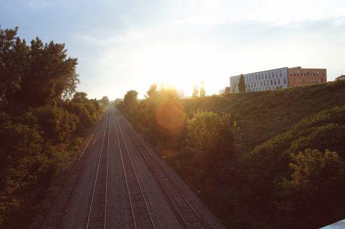 railroad railway transportation