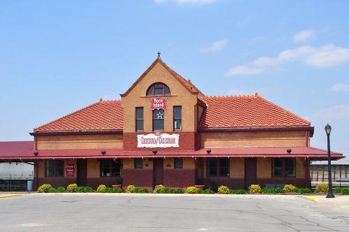 railroad depot atlantic iowa