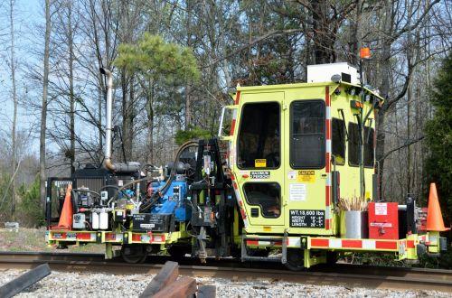 Railroad Maintenance Crew