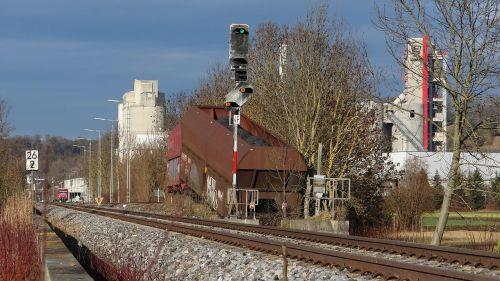 railroad mishap buffer stop kohlezug