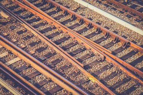 railroads rails railways