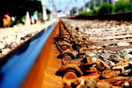 rails station rail