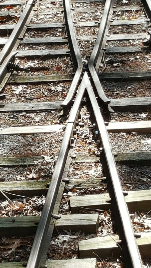 rails crosstrack old