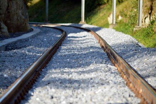 rails  track  railway
