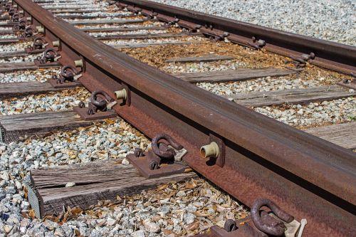 railway rails old