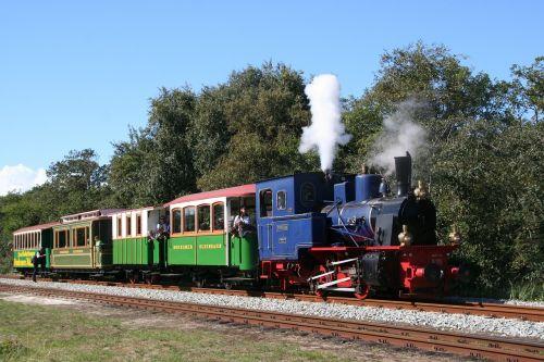 railway borkum small ground