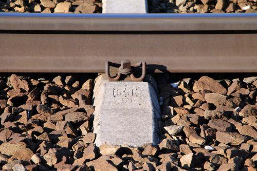 railway track rail