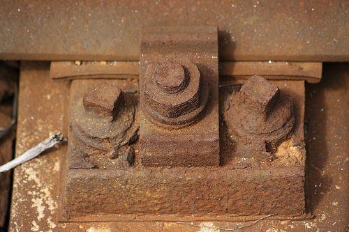railway rail detail