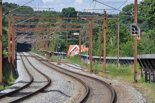 railway track transportation