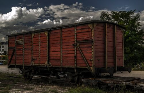 railway dare railway carriages