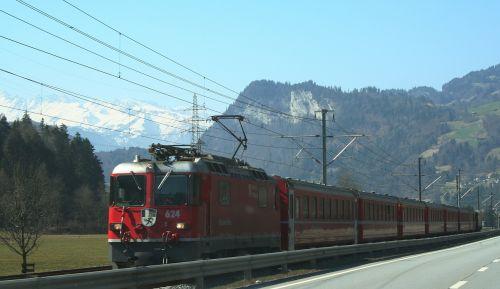 railway seemed train