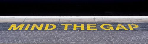 railway platform mind