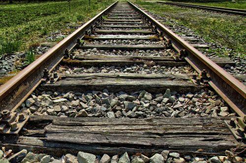 railway gleise threshold