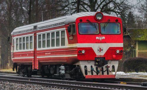 railway railcar ar2