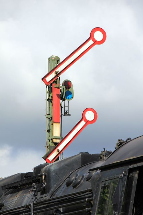 railway train signal