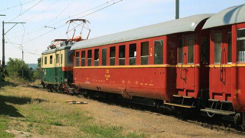 railway museum train electric locomotive