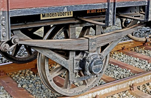 railway wagon antique