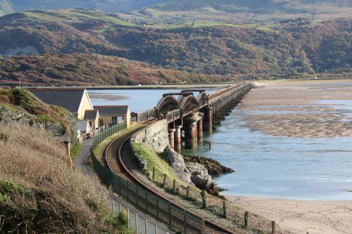 railway bridge wales