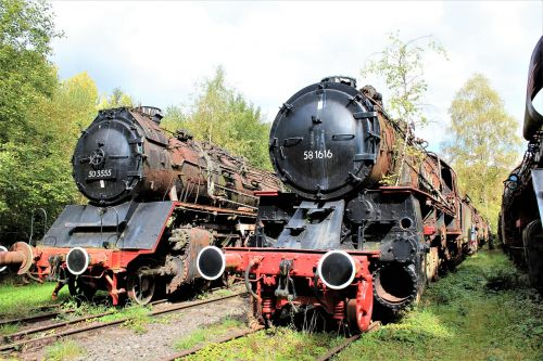 railway steam locomotive locomotive