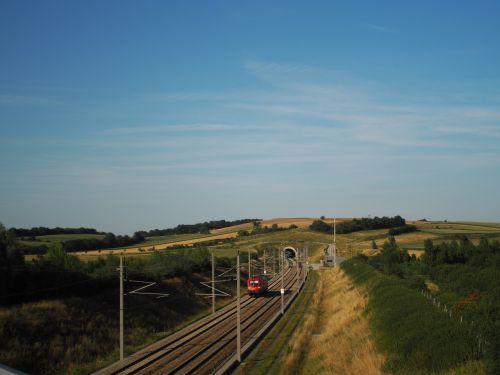 railway train oebb