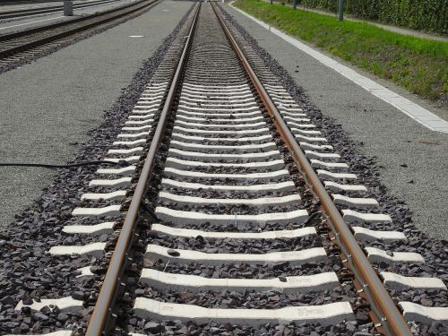 railway track seemed