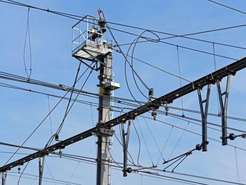 railway catenary power supply