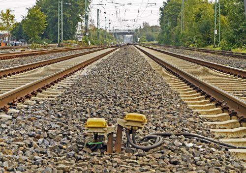 railway main line route connection