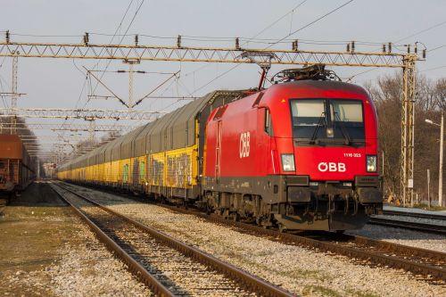 railway traffic train