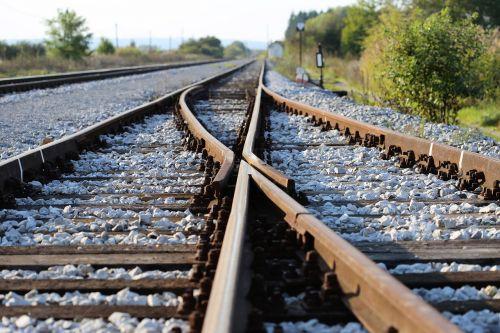 railway baffler far distance
