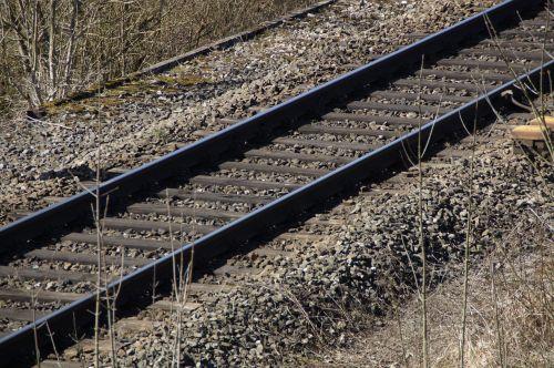 railway gleise seemed