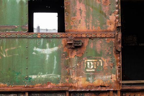 railway train wagon