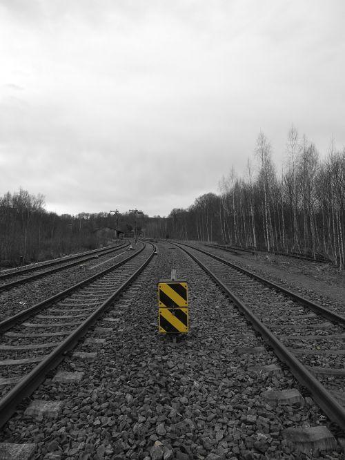 railway railway line train