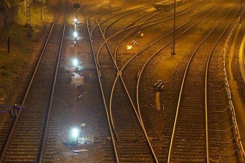 railway  rail  train